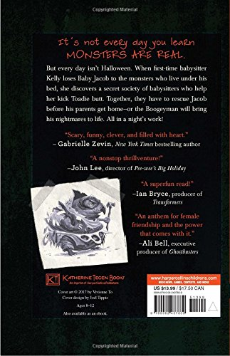 13f673b7f4c7ae A Babysitter s Guide to Monster Hunting  1 (Babysitter s Guide to Monsters)   Joe Ballarini