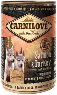 Carnilove - Carnilove Fish&Turkey Puppy - 400 gr