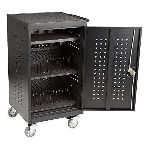 Laptop Security Cart - 6