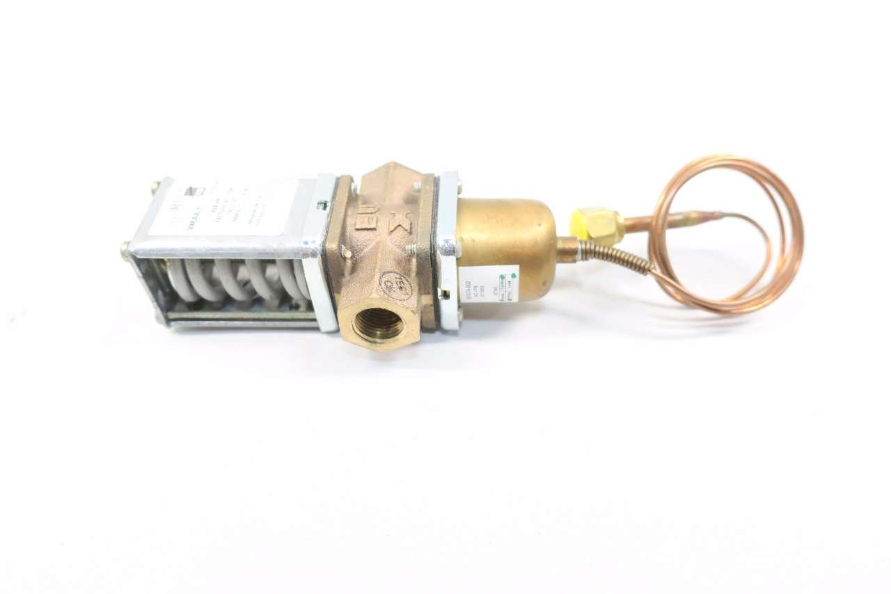 JOHNSON CONTROLS V46AA-1 WATER REGULATING VALVE 150PSI 3/8 IN NPT D571114 by Johnson Controls (Image #2)