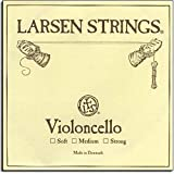 Larsen Soloist Cello D String - Medium Gauge