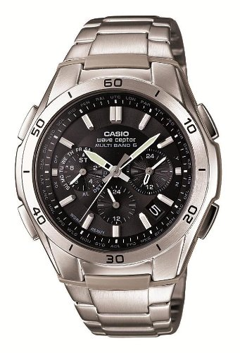 Casio Wave Scepter Tough Solar Radio Clock Multiband 6 WVQ-M410D-1AJF Men's Watch Japan Import