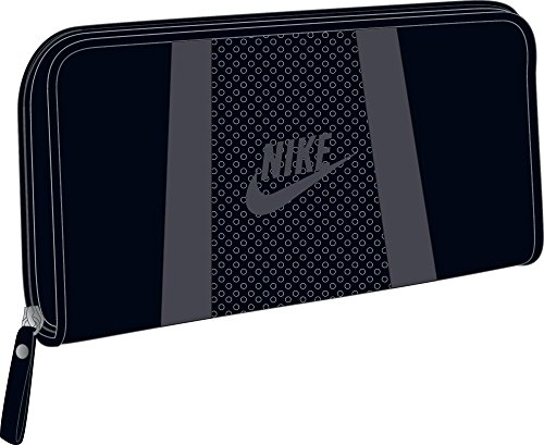 Nike Teen Girl Wallet (Black/Anthracite)
