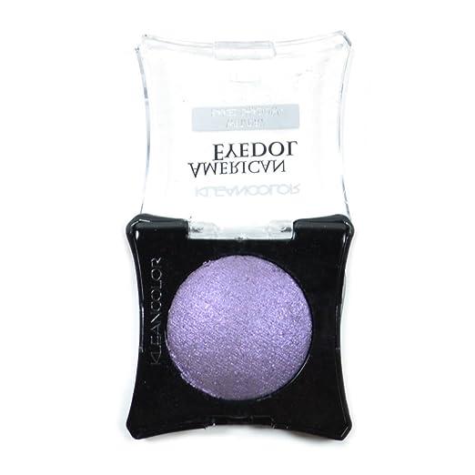 1 Kleancolor American Eyedol SES37-Glitter_Amethyst Wet Dry Baked Eyeshadow + Free Earring