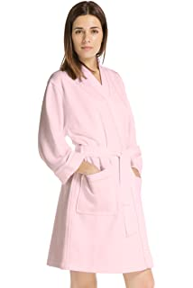 bd5db5147d Fishers Finery Women s Waffle Kimono Resort Spa Robe  Above Knee Length