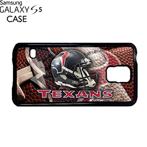 Texans Samsung Galaxy S5 PLASTIC cell phone Case / Cover Great Gift Idea Houston Football (Houston Texans Samsung S5 Case)