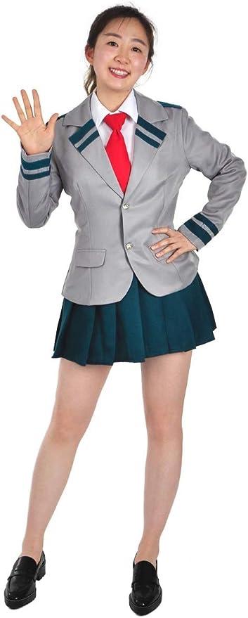 CoolChange Disfraz de My Hero Academia y Uniforme Escolar U.A. de ...