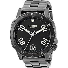 Nixon Men's A5061418 Ranger Analog Display Japanese Quartz Grey Watch