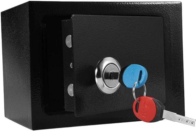 Caja fuerte de acero de alta seguridad con llave de caja de ...