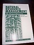 Natural Resource Management 9780813388670