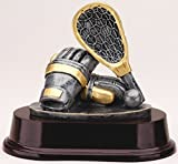 The Trophy Studio Generic Lacrosse 3 1/2''tall