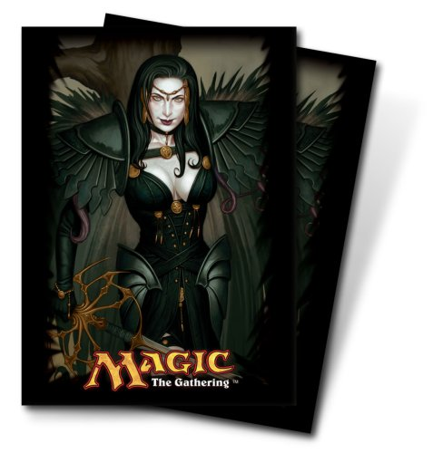 Utra Pro The Magic the Gathering (MTG) - (10th Edition Gaming Supplies) Knight of Dusk - Deck Protectors (80 Sleeves)