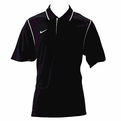 Amazon.com : Nike Swim 476281 Mens Gung-Ho Polo, Black-L : Sports Fan Polo Shirts : Clothing