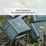 VAHDAM, Himalayan Green Tea Leaves (50+ Cups) I 100% NATURAL Green Tea I POWERFUL ANTIOXIDANTS I Best for Detox I… 20 SATISFACTION GUARANTEED - 100% MONEYBACK GUARANTEE - If you don't like the tea, we will issue a 100% REFUND immediately. No Questions Asked.