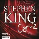 Carrie Hörbuch von Stephen King Gesprochen von: Franziska Pigulla