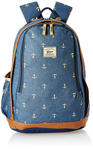 Gear 29 Ltrs Royal Blue Casual Backpack (BKPACRTRM1022)