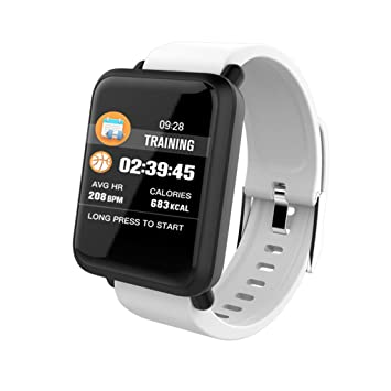 wertyhy Reloj Inteligente Sport Swim Smart Watch Gorilla Glass ...