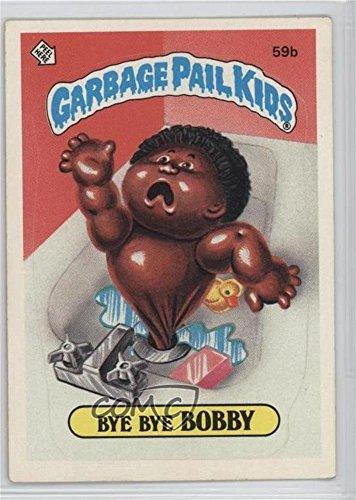 Bye Bye Bobby (Trading Card) 1985 Topps Garbage Pail Kids Series 2 - [Base] #59b ()