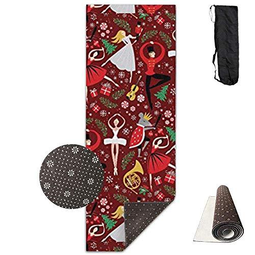 Nutcracker Fabric Clara S Nutcracker Ballet Red Med and Optimal Cushioning,70
