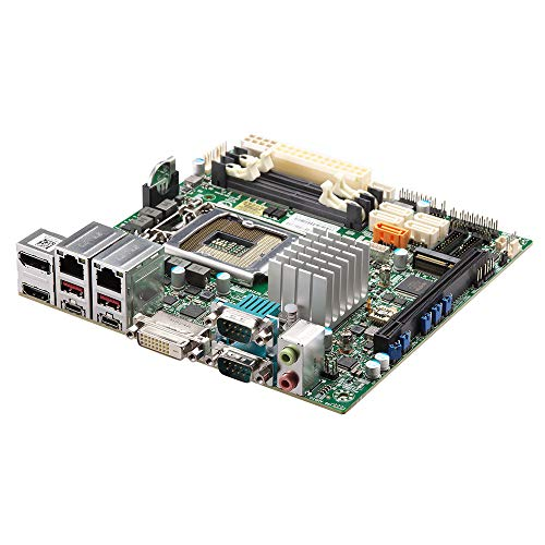 Supermicro Motherboard Ethernet (Supermicro Motherboard MBD-X11SCV-Q-O Core i7/i5/i3 Q370 LGA1151 32GB DDR4 PCI Express Mini-ITX Retail)