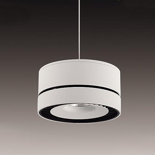 Lámpara LED de techo colgante moderno 25 W Aluminio Body ...