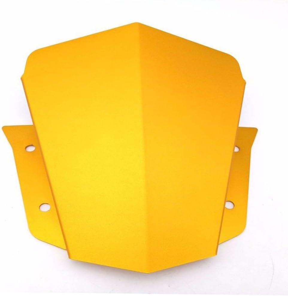 Headlight Windshield Windscreen For Yamaha MT-09 FZ-09 2014-2016 Black