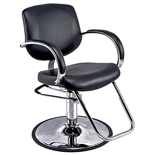 Keller Hydraulic Styling Chair by *Keller