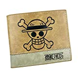 Gumstyle One Piece Anime Men's Artificial Leather
