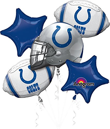 (Anagram Bouquet Colts Foil Balloons,)