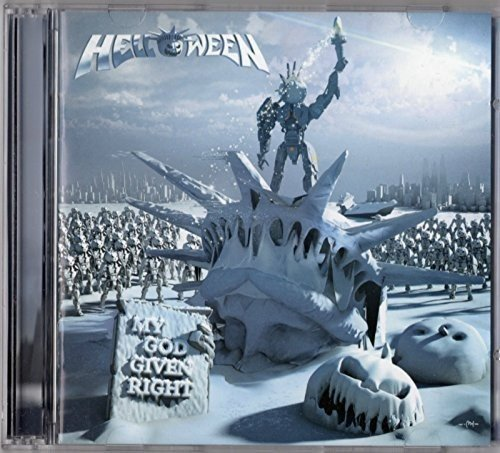 CD : Helloween - My God Given Right (Asia - Import 2 Disc)