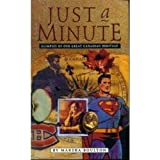 Just a Minute, Marsha Boulton, 0316103691