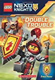 img - for Double Trouble (LEGO NEXO Knights: Chapter Book) book / textbook / text book