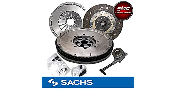 Kit Embrague y volante Sachs VW Golf IV (1J1) 1.9 TDI 4 motion 110 kW 150 CV: Amazon.es: Coche y moto