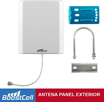BOOSTCELL Antena 4G/3G Exterior Panel para AMPLIFICADORES: Amazon ...