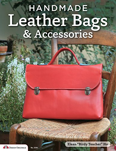 Tandy Leather Handmade Leather Bags  Accessories 61957-00 (Design Originals)