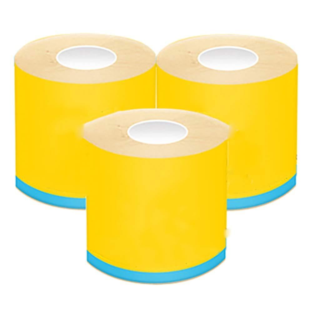 ロール紙トイレットペーパー、天然の非漂白機関認証、母子利用 B07R5QP78G