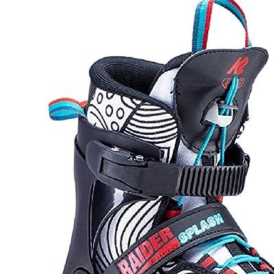 K2 Skate Raider Splash Inline Skate : Sports & Outdoors