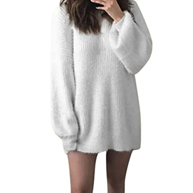 A Cher Pull Longue Chandail Pas Mode Robe Susenstone Femme La 7S0HxwY