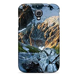 Special Design Back Brook In Gorge Hdr Phone Case Cover For Galaxy S4