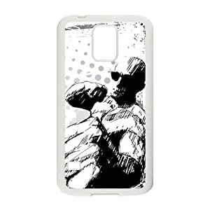 Boxing Pattern Custom Protective Hard Phone Cae For Samsung Galaxy S5