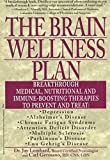 img - for [The Brain Wellness Plan] (By: Jay Lombard) [published: June, 1998] book / textbook / text book