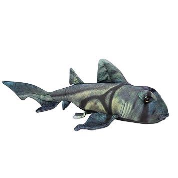 Amazon Com Port Jackson Shark Stuffed Animal Toy By Huggable Toys