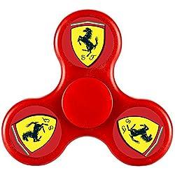 88 lest go Custom Fidget Spinner Lamborghini Logo Tri-Spinner High Speed Spin
