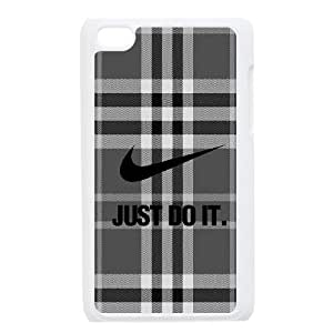 Ipod Touch 4 Cell Phone Case Just Do It Case Cover PP8E313485