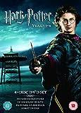 Harry Potter: Years 1-4 (4 Disc Box Set) [DVD]