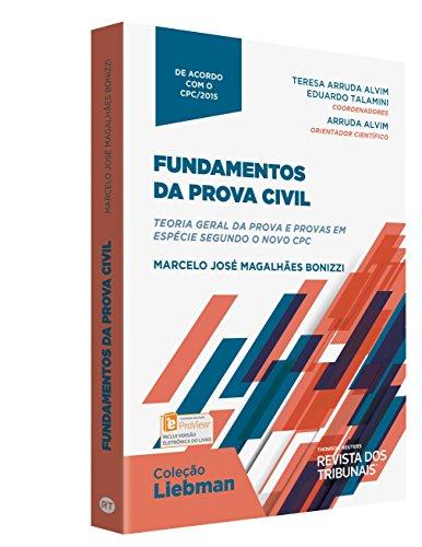 Fundamentos da Prova Civil