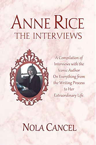 Anne Rice Interviews Compilation extraordinary ebook product image
