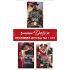 Harlequin Desire December 2015 - Box Set 1 of 2: Bane\The Rancher's Secret Son\Taking the Boss to Bed (The Westmorelands)