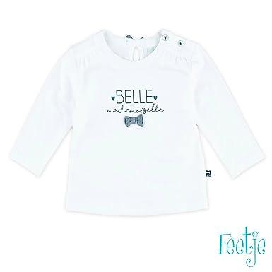 FEETJE T-shirt à manches longues « Belle Petite Chérie » top bébé vêtements  bébé 7c56c0a75af