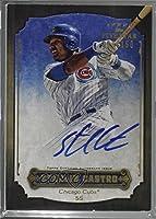 Starlin Castro #/150 (Baseball Card) 2012 Topps Five Star - Active Player Autographs #FSA-SC
